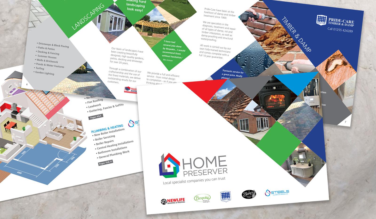 Home Preserver Brochure