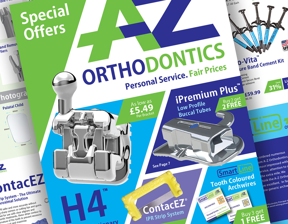 AZ Orthodontics Sales Brochure