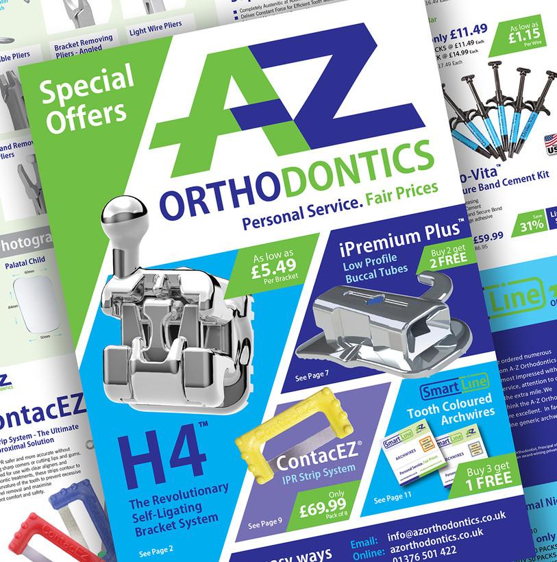 AZ Orthodontics Sales Brochure