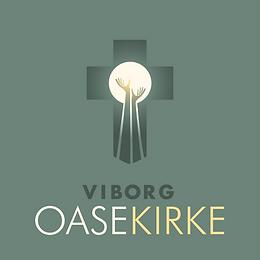 Viborg Oasekirke - Livet_4F Logo og teks