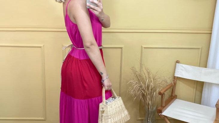 Vestido Color  Polli