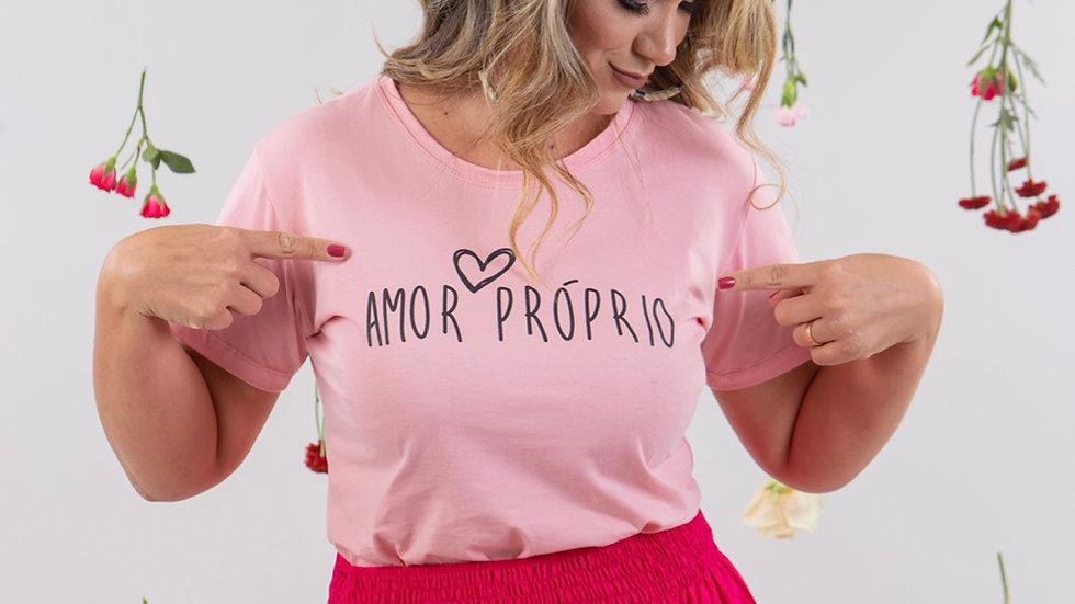T-Shirt Amor próprio