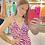 Thumbnail: Vestido fera pink