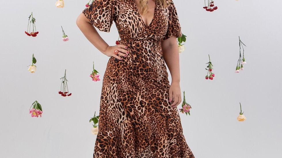 Vestido Mãe Fashion