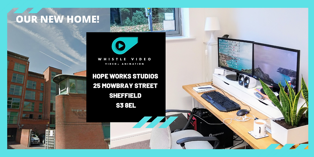 Whistle Video Office Address Sheffield