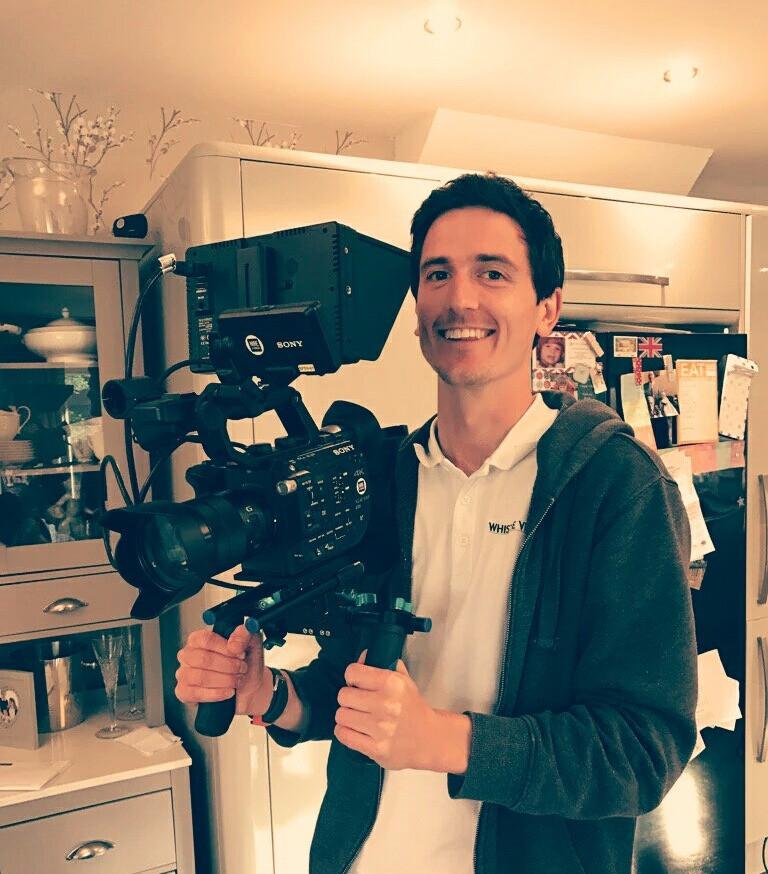 Cameraman fs5