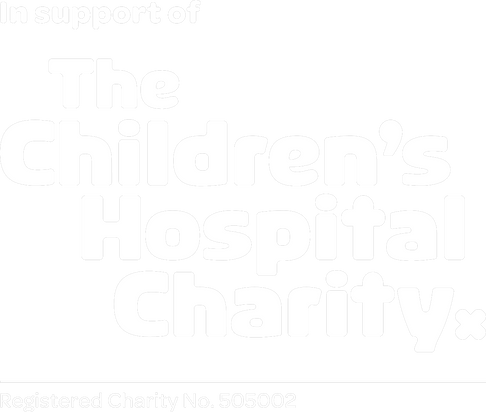 Mr Globe and The Children's Hospital Charity!