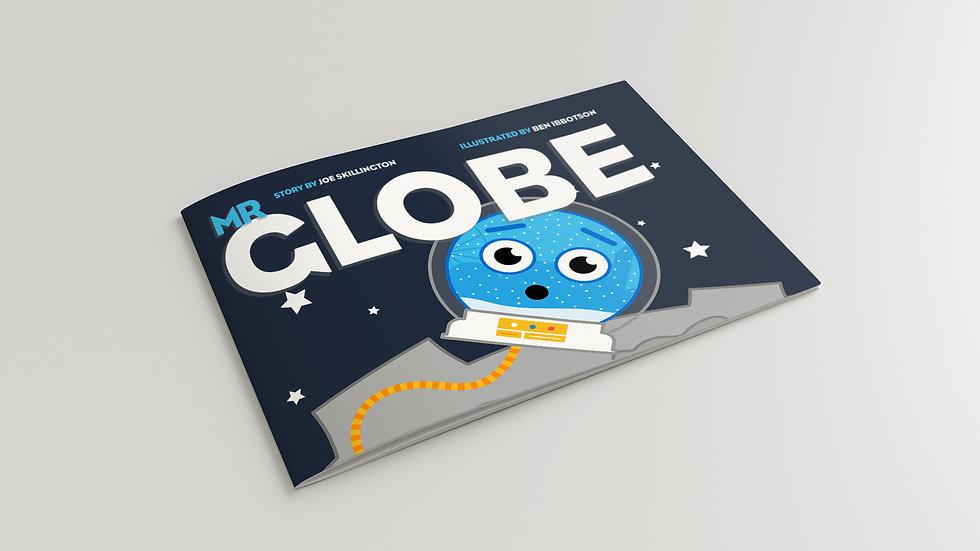 Mr Globe Children's Book (A5 Landscape - softback)