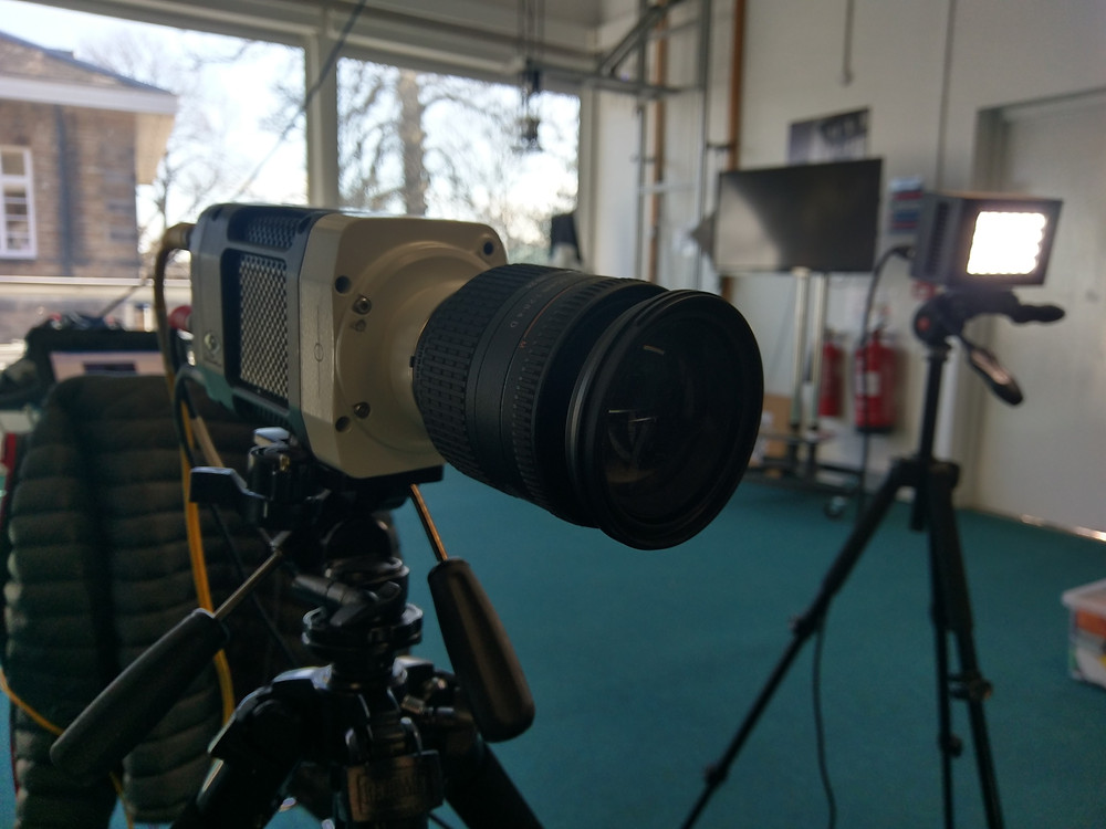 Phantom High Speed Camera
