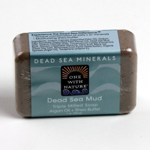 Dead Sea Minerals Dead Sea Mud Soap