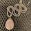 Thumbnail: Rose Quartz Tree of Life Necklace