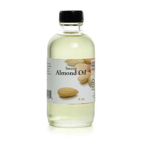 Sweet Almond Oil - 4 oz.
