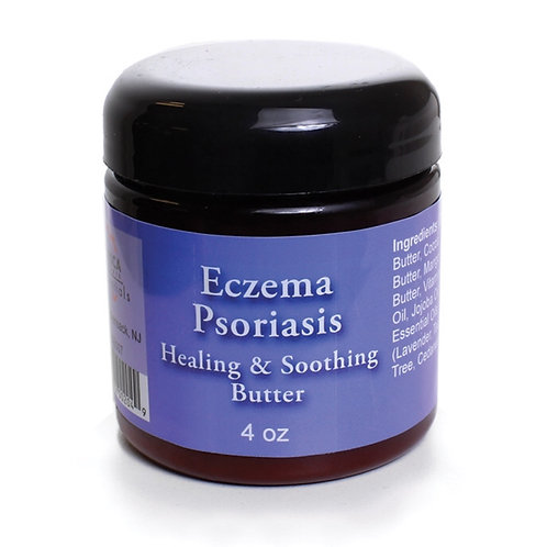 Eczema/Psoriasis Butter - 4 oz.