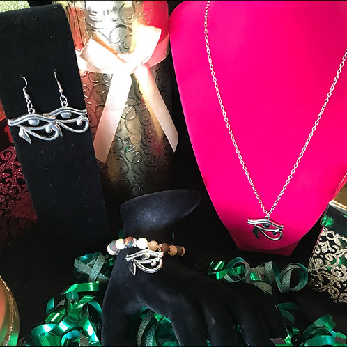 Third Eye Jasper & Jade Gift Set