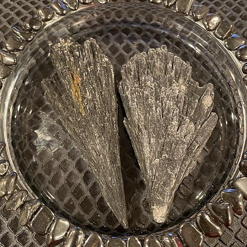 Medium Black Kyanite