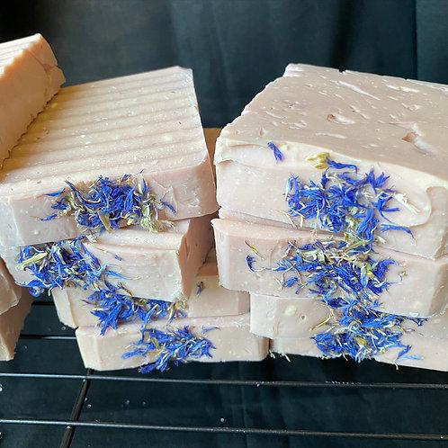 Natural Handmade Myrrh Soap