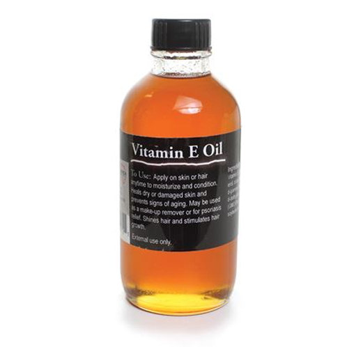 Vitamin E Oil - 4 0z.