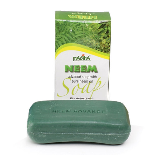 Neem Oil Advance Soap