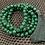 Thumbnail: Malachite 108 Mala Bead Necklace