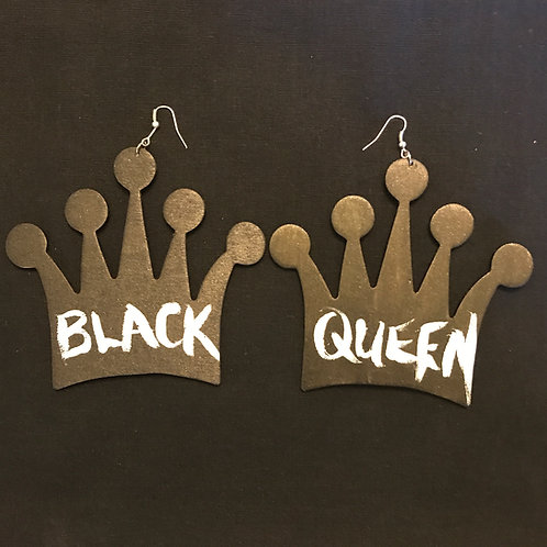 Black Queen Crowns