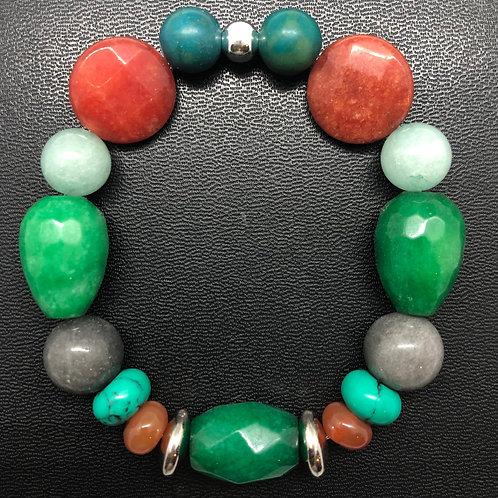 Mulistone Healing Bracelet