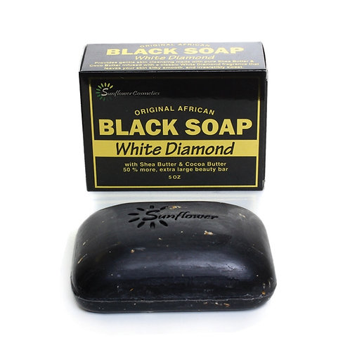 Black Soap: White Diamond
