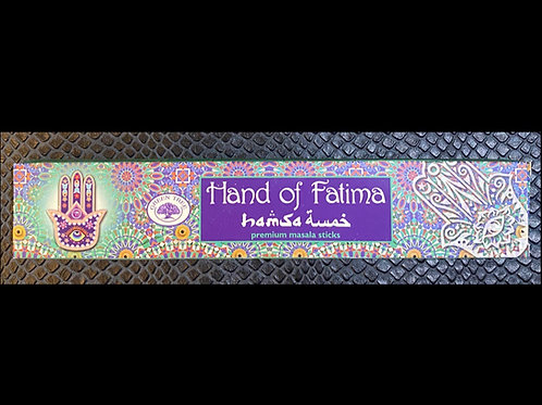 Hand Of Fatima Incense