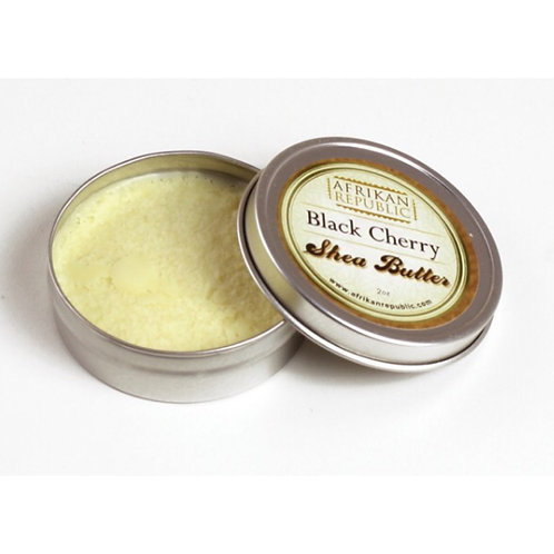 Black Cherry Shea Butter (2 oz)