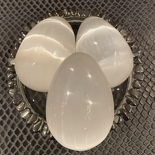 Large Selenite Eggs