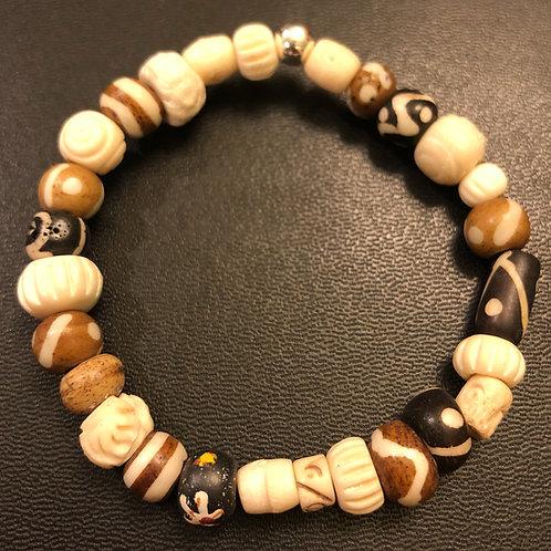 Natural Bone Bracelet