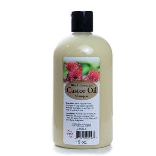 Black Jamaican Castor Oil Shampoo (16 oz.)