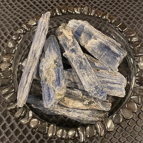 Large Blue Kyanite