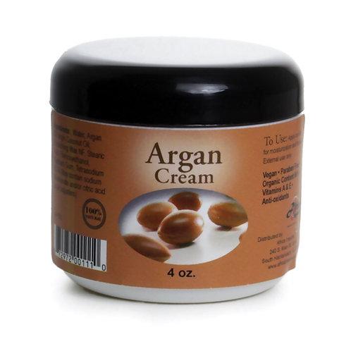 Argan Cream (4 oz)