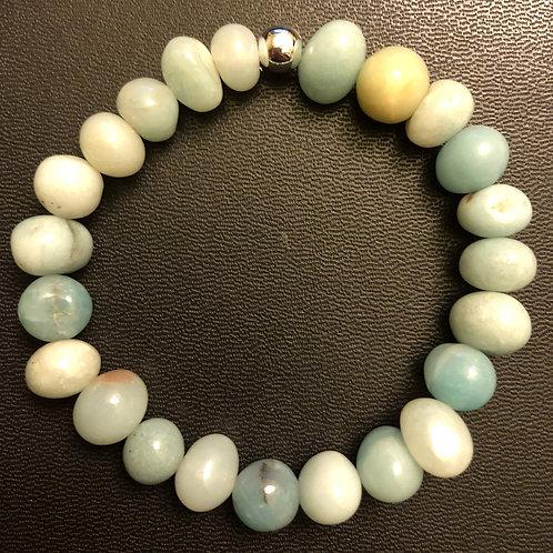 Amazonite Stone Healing Bracelet