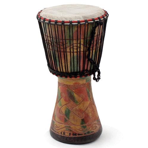 Horus Djembe Drum (Medium)
