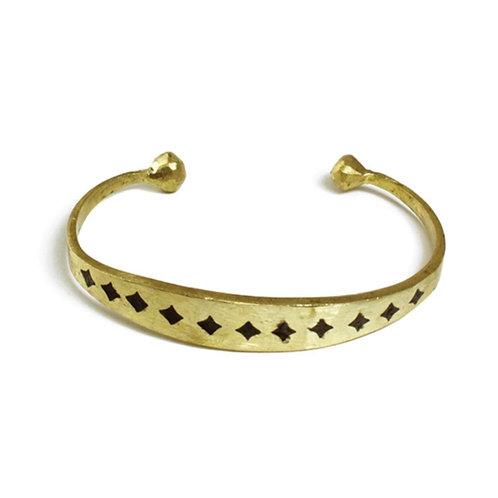 Tuareg Triangle Design Bracelet