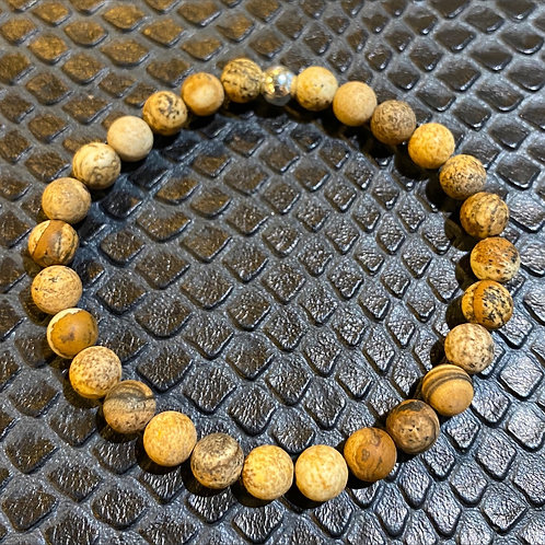 Jasper Healing Bracelet