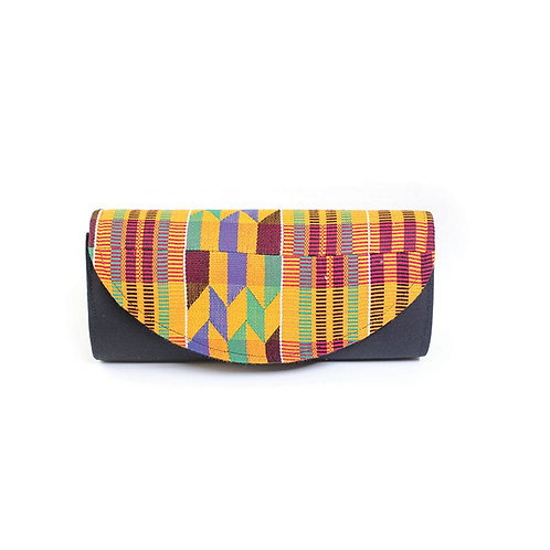 Kente Clutch of Ghana