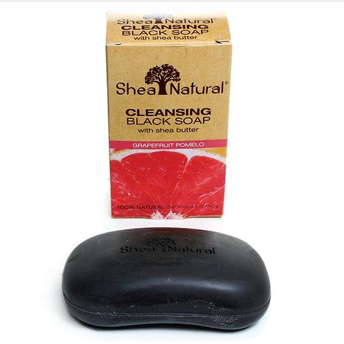 Cleansing Grapefruit Black Soap