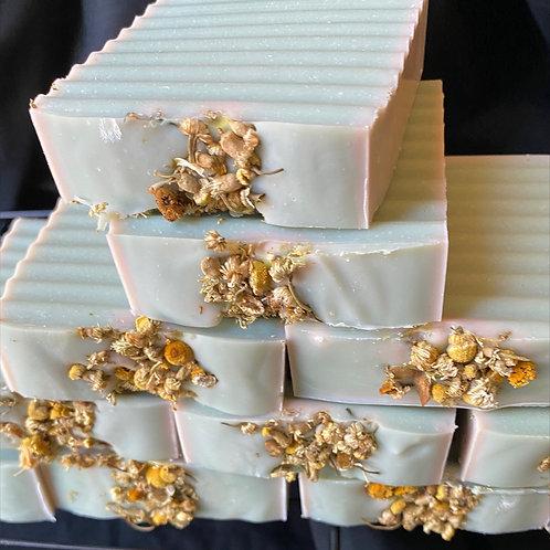 Natural Handmade Sage Soap