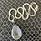 Thumbnail: Clear Quartz Pendant Necklace
