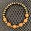 Thumbnail: Obsidian Bohemian Bracelet Set
