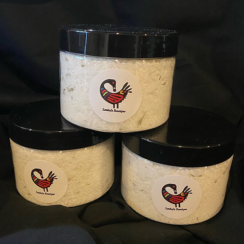 Sankofa Sage Dead Sea Bath Salts