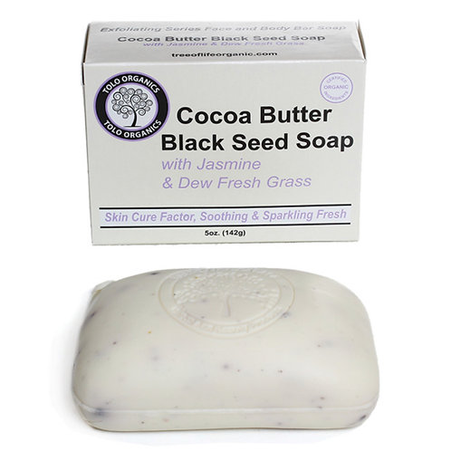 Cocoa Butter Black Seed Soap