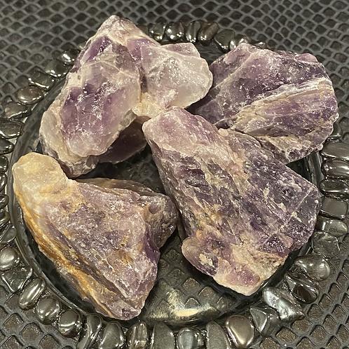 Large Raw Amethyst