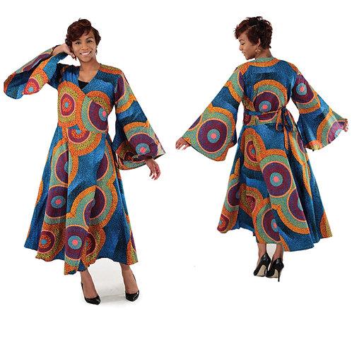 Taste of Africa Dress