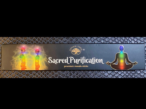 Sacred Purification Incense