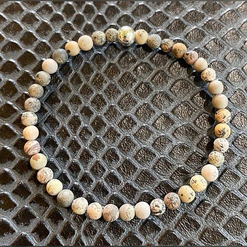 Matte Jasper Healing Bracelet