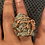 Thumbnail: Pyrite & Copper Wrapped Ring