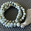Thumbnail: Labradorite 108 Mala Bead Necklace